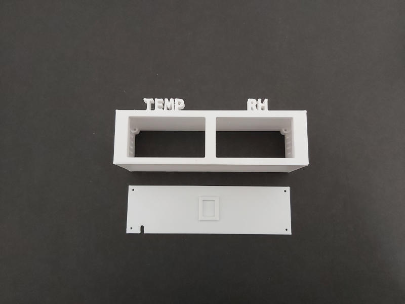 Arduino DHT22 MAX7219